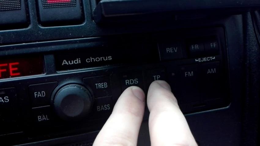 Audi Chorus Radio Code